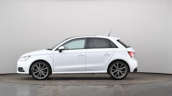 Audi A1 Sportback 1.4 TFSi Black Edition Nav Manual