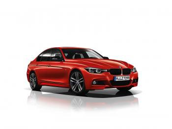 BMW 320 i M Sport Saloon Shadow Ed Auto