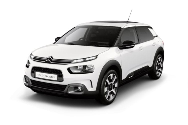Citroen C4 Cactus Puretech Flair 5 Door