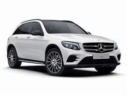 Mercedes GLC 250 4MATIC AMG NIGHT EDITION 5DR