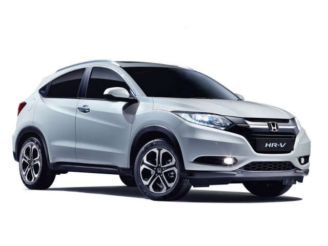 Honda HRV 1.5 VTEC SE Manual