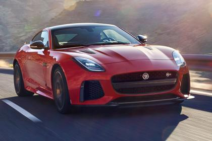 Jaguar F Type 5.0 V8 SVR