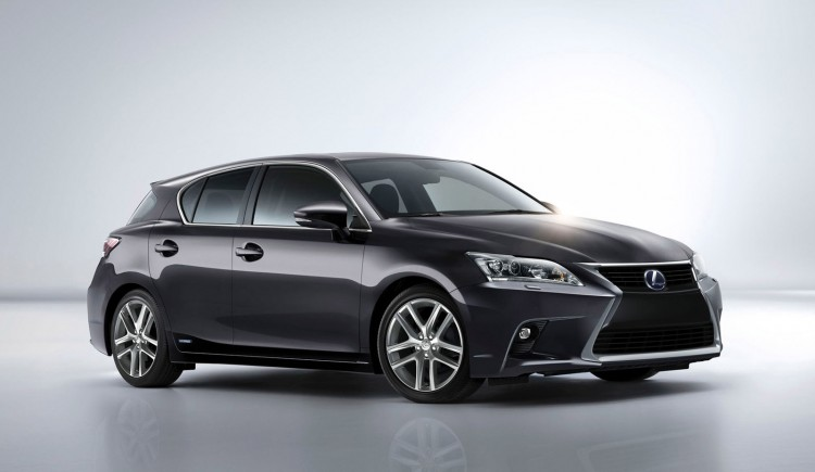 Lexus CT 200 Hybrid Luxury