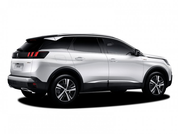 Peugeot  3008 1.5 Active HDi 130 SUV Manual