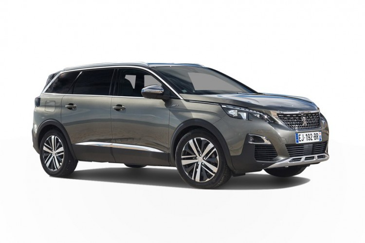 Peugeot 5008 1.5 Blue HDI GT-Line
