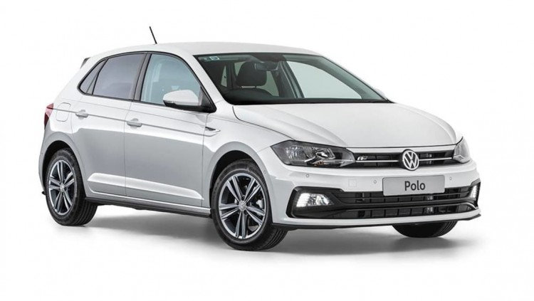 VW Polo 1.0TSi 115 R-Line 5 Door manual