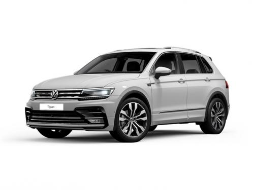VW Tiguan 2.0 TDI 150 R Line Tech