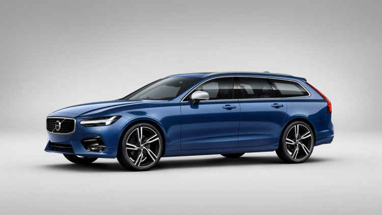 Volvo V90 Estate T4 R-Design Auto