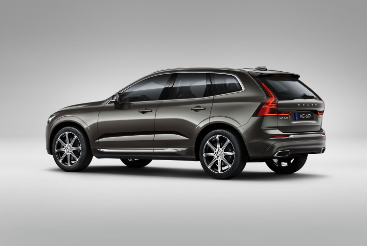 Volvo XC60 2.0 T5 Inscription Pro 250 AWD Auto