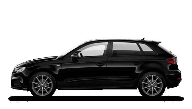 Audi A3 Sportback TFSi Black Edition Auto