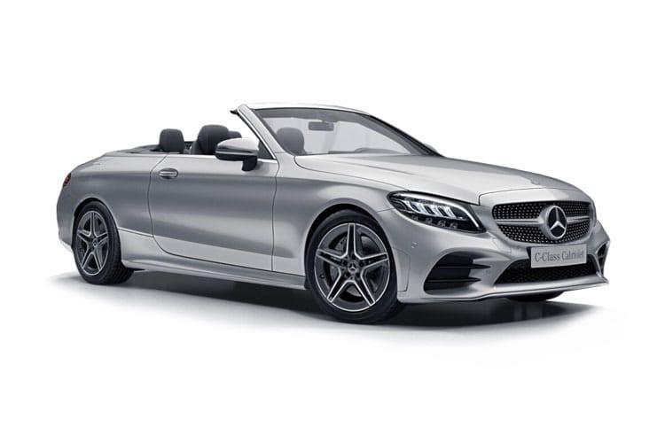 Mercedes C200 AMG Line Premium Cabriolet