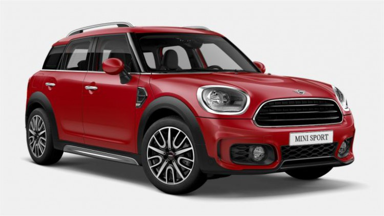 Mini Countryman 2.0 Cooper S Manual