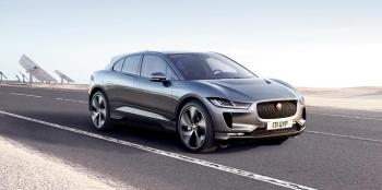 Jaguar I Pace AWD EV HSE 400PS