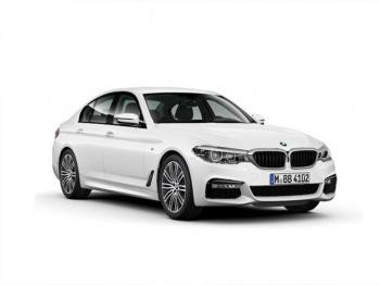BMW 520 Saloon M Sport Plus Auto