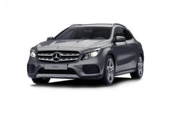 Mercedes GLA 200 AMG LINE EDITION PLUS 5DR
