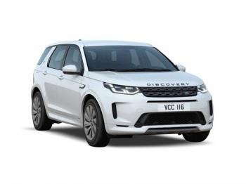 LAND ROVER DISCOVERY SPORT 2.0 D180 R-DYNAMIC S