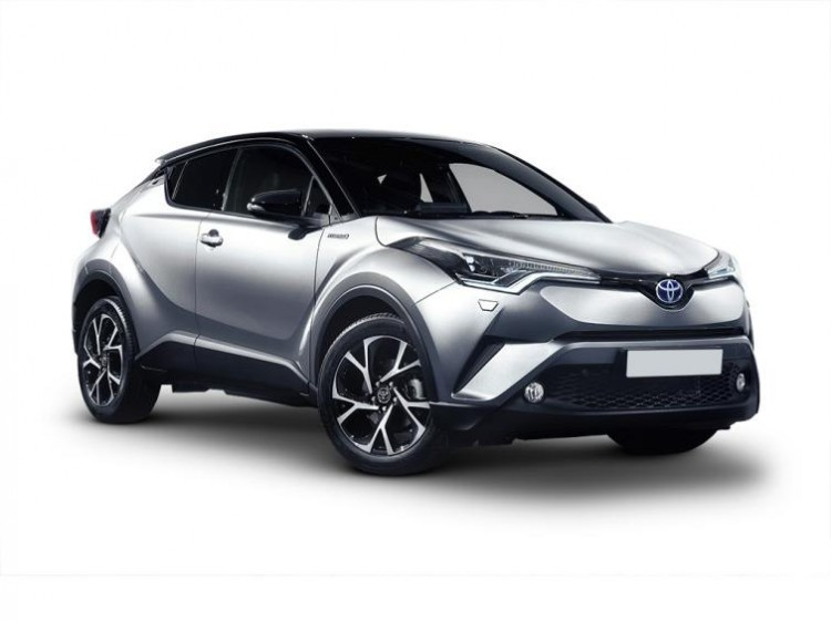 Toyota C-HR Hybrid Icon Tech pack