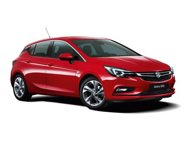 Vauxhall Astra 1.4i 16V SRi